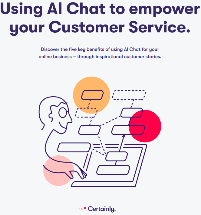 [ CASE STUDIES ] Using AI Chat to empower Customer Service