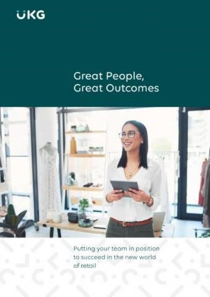 UKG HR Executive Summary for Retail
