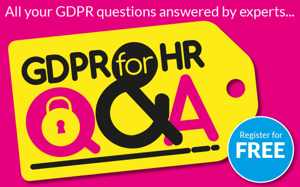 GDPR for HR Q&A