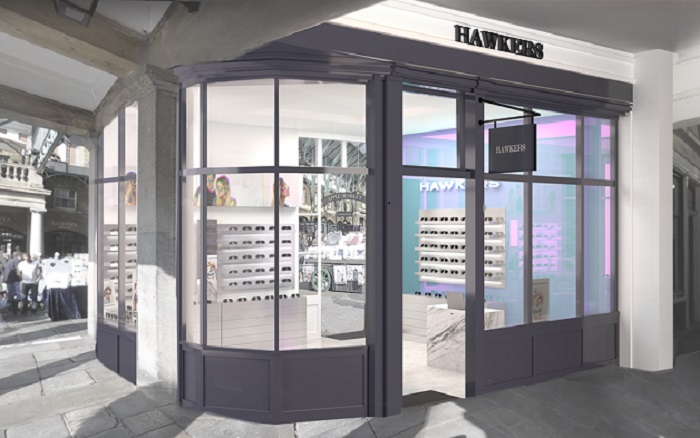 Hawkers to open first UK store
