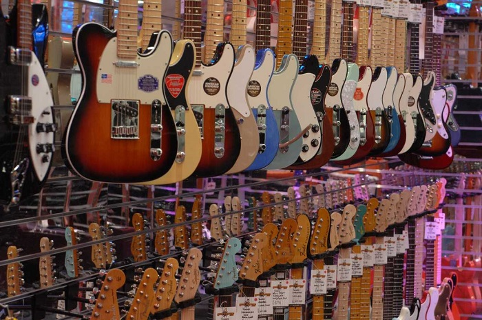 Gear4music posts half year sales and profit growth