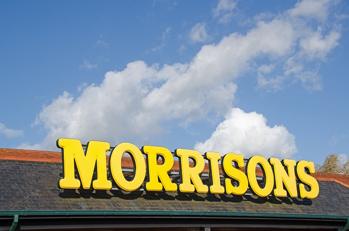 Morrisons launches grocery delivery service with Deliveroo