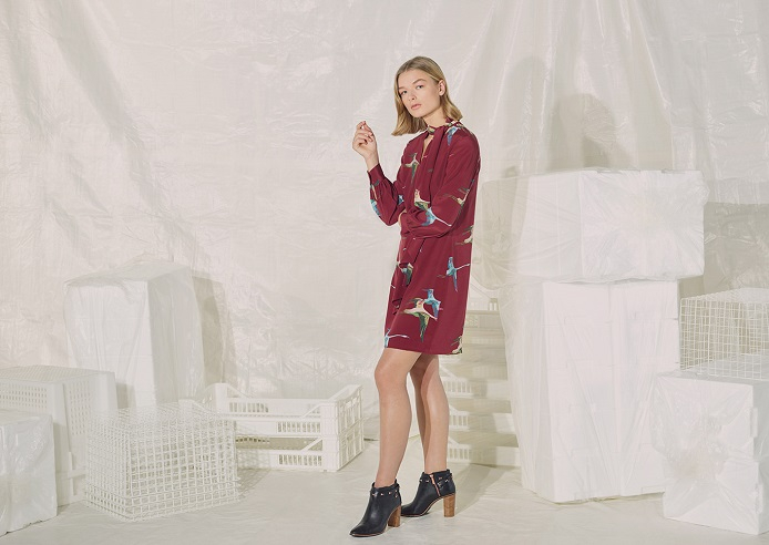 Ted Baker to offer ship from store