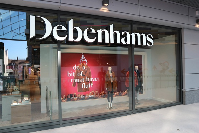Debenhams given green light for store closures after High Court win