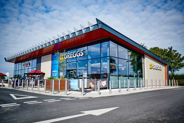 Greggs sales boosted by increase in customer visits