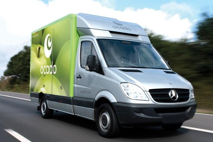 Ocado posts uptick in fourth quarter sales