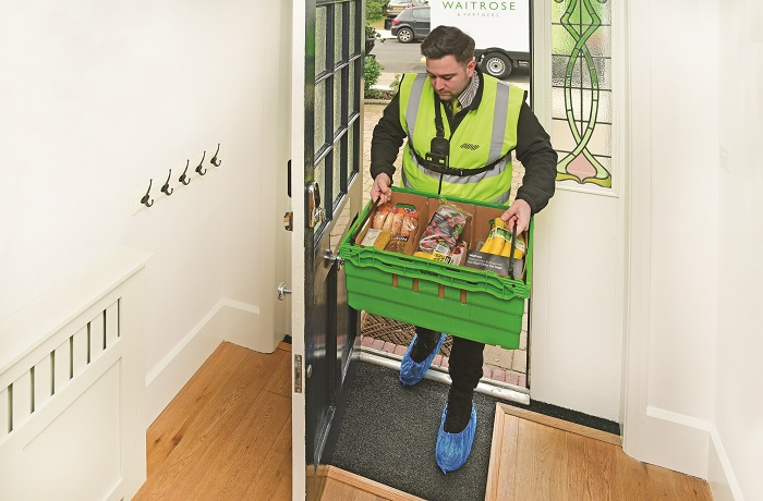Waitrose extends 'While You're Away' service to more postcodes