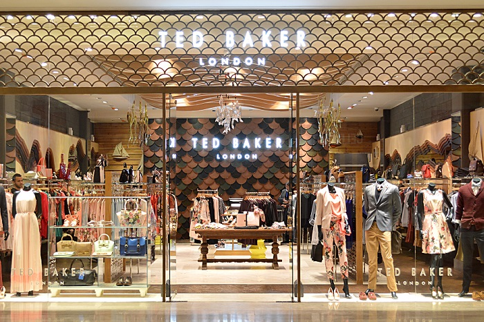 Ted Baker signs licensing agreement with Next for lingerie and nightwear