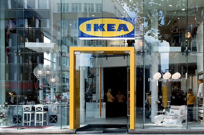 IKEA launches food nutrition system