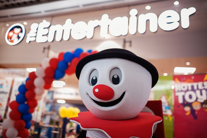 The Entertainer offers daily Christmas quiet hour