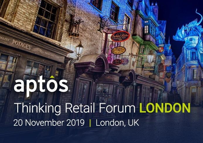 EVENT: Thinking Retail Forum LONDON : 20 November 2019