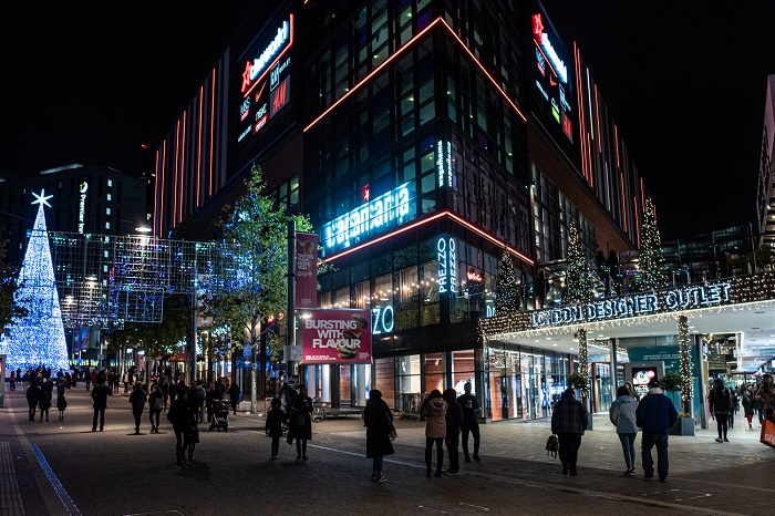 London Designer Outlet reports strong Black Friday trading