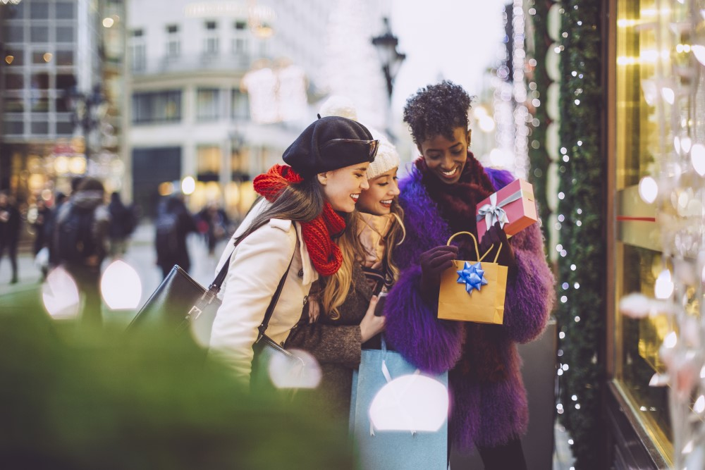 Black Friday sees 6% year-over-year improvement of in-store shopper traffic