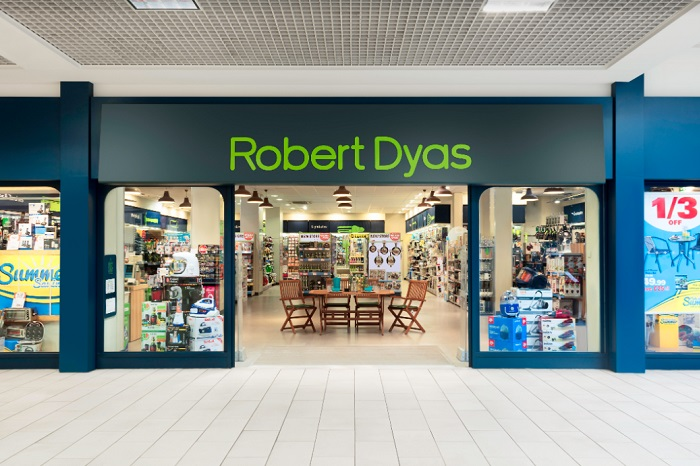 Robert Dyas and Ryman report increased full year sales