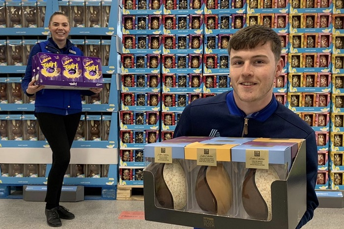 Aldi to donate almost half a million easter eggs to local ...