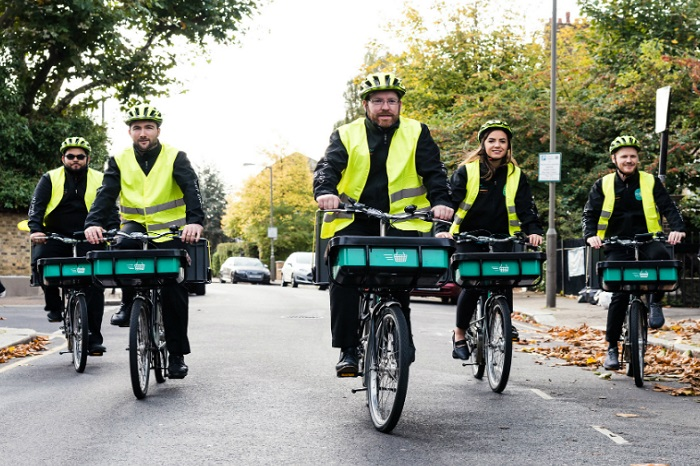 Sainsbury's expands Chop Chop cycle delivery service to outside of ...