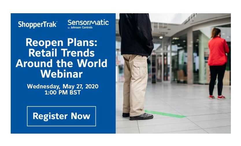 Webinar – Reopening Plans: Retail Trends Around the World
