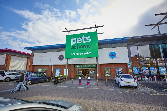 Pets at Home launches one hour click & collect service