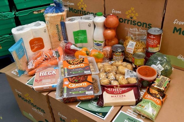 Morrisons unveils new food box subscription service