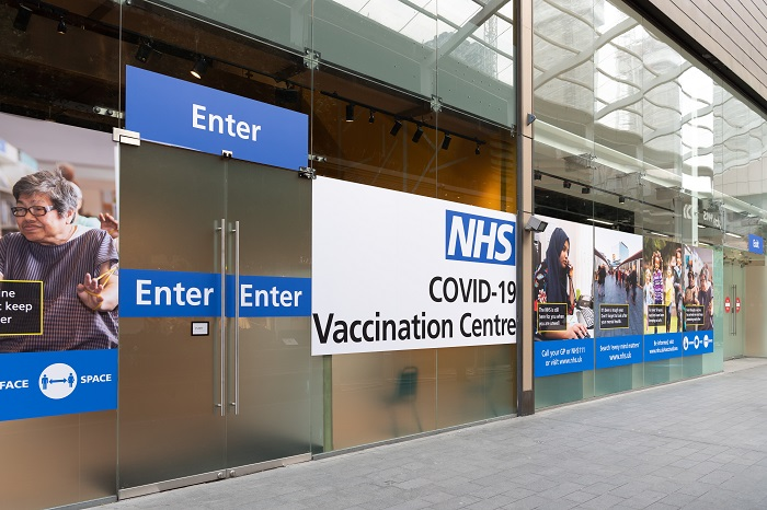 Westfield Stratford City to house a Covid-19 vaccination centre