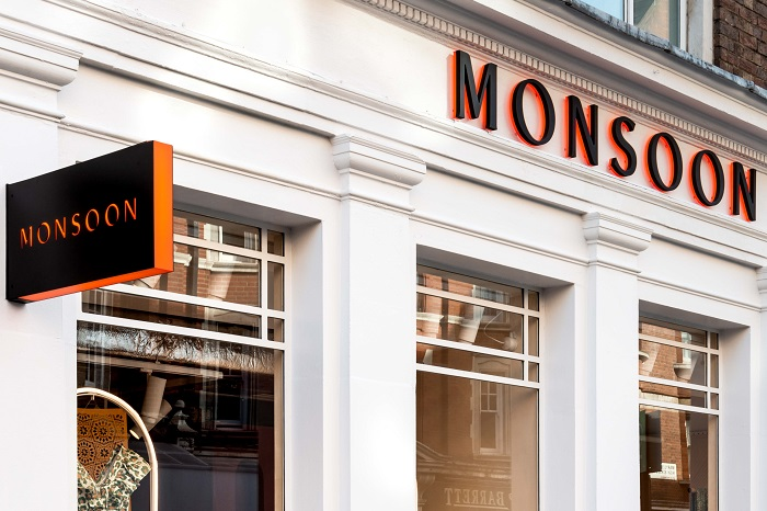Monsoon launches new boutique store concept