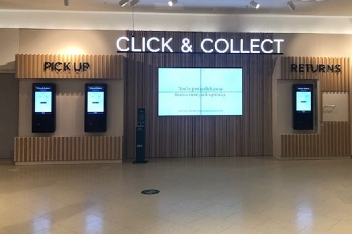 M&S rolls out new digital click & collect and returns model