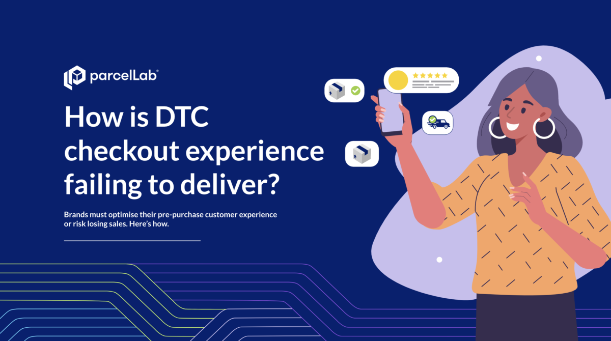 How is DTC checkout experience failing to deliver?